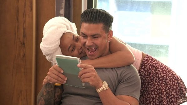 Pauly D and Nikki Hall relationship