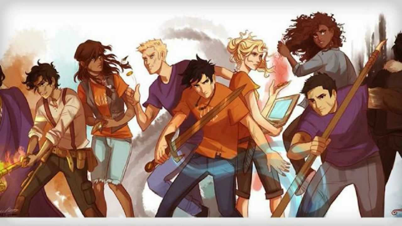 Percy Jackson TV Series Release Date.