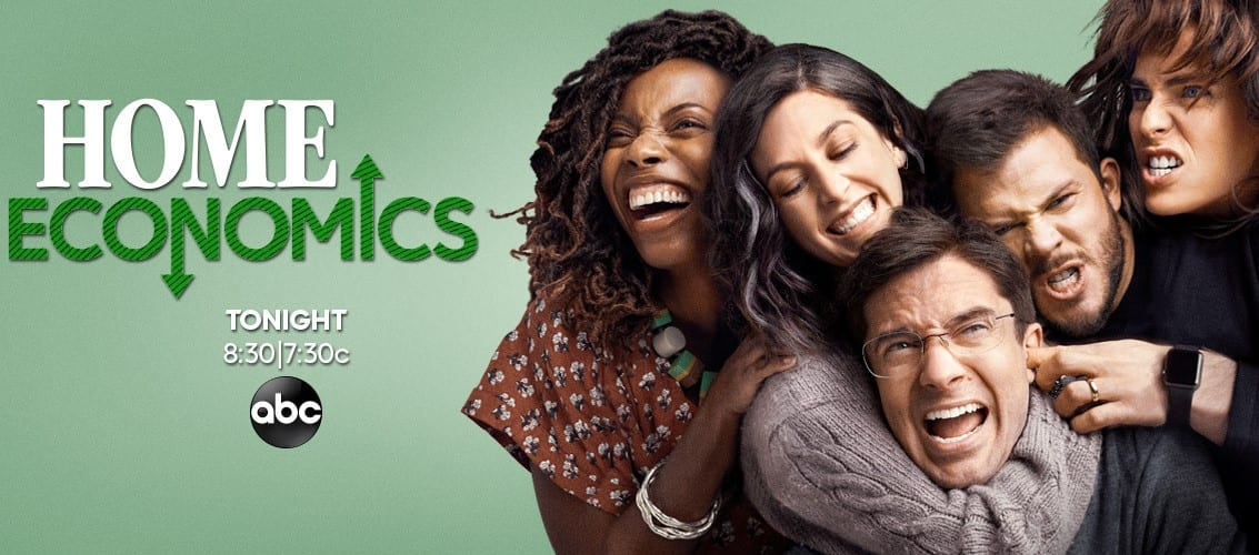 Spoilers & Preview: Home Economics Season 1 Episode 1