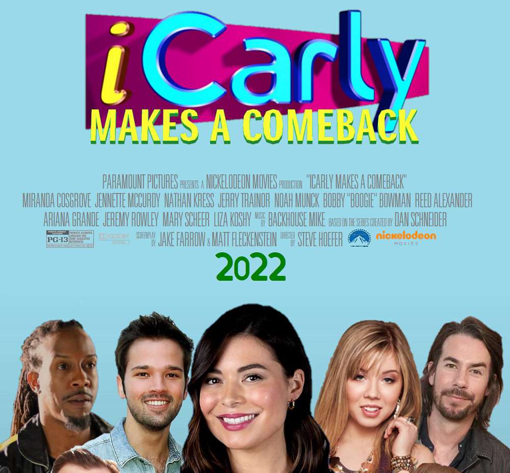 iCarly Season 7 Release Date And All You Need To Know
