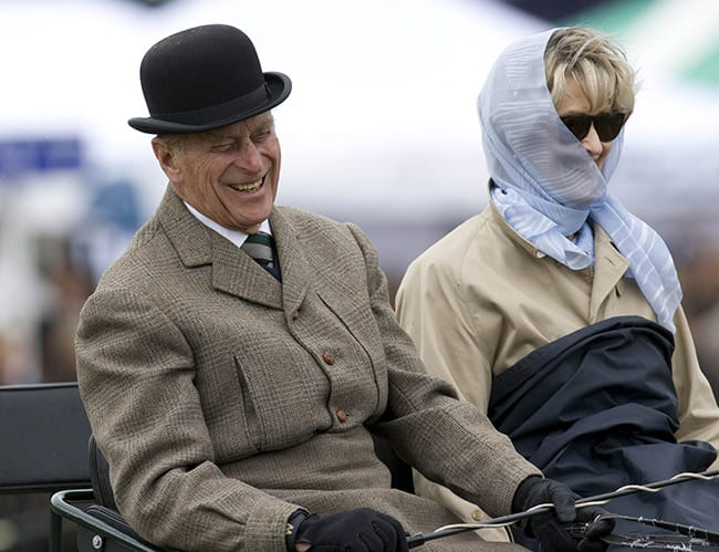 The Relationship Of Prince Phillip And Penny Brabourne Explained