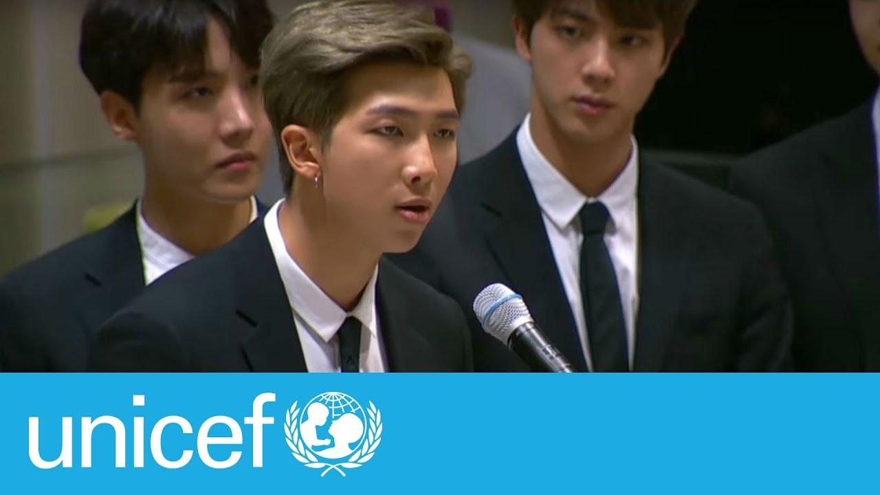 RM's speech at UNICEF