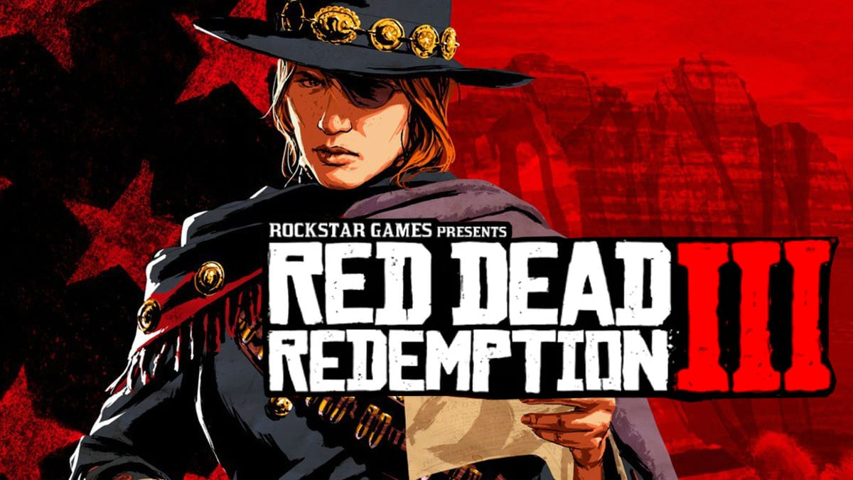 Red Dead Redemption 3 Cover