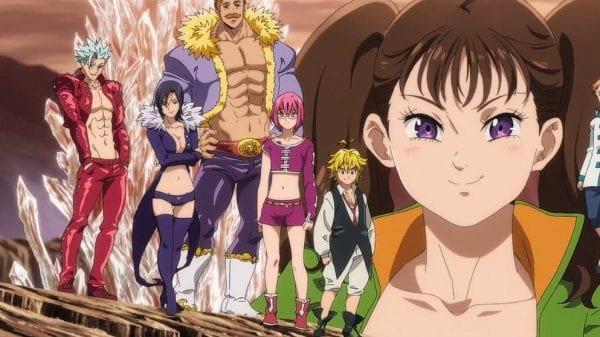 Seven Deadly Sins Season 5