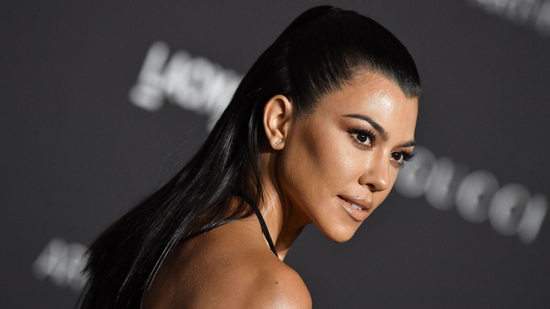 Who is Kourtney Kardashian dating?