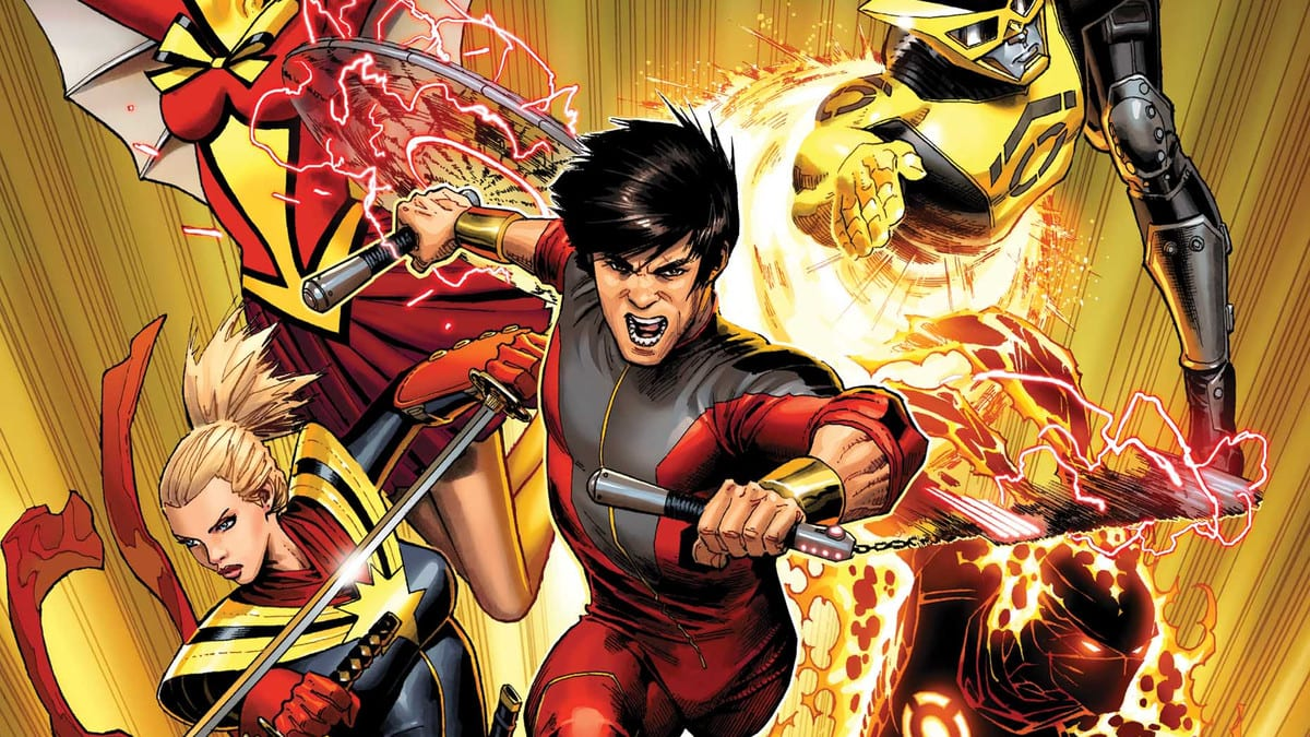 Shang Chi Release Date.