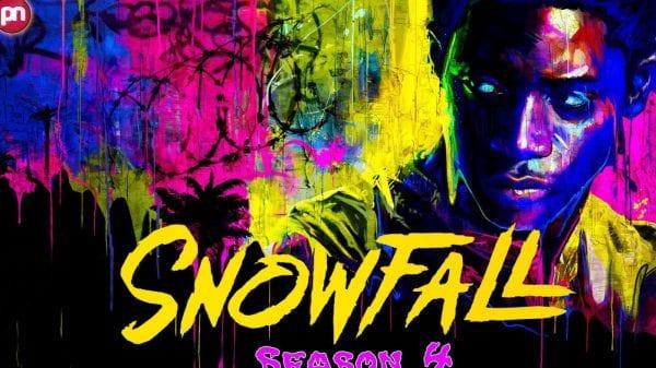 Where to watch Snowfall?