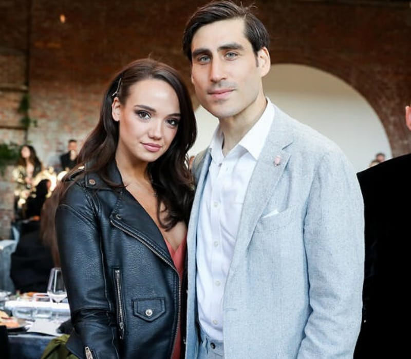 Are Sofia Franklyn and Peter Nelson still dating?