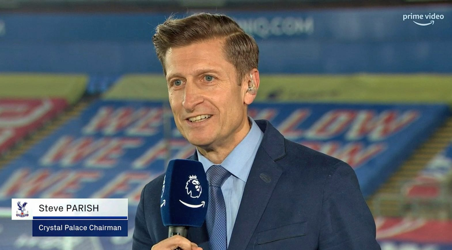 How much is the net worth of Steve Parish?