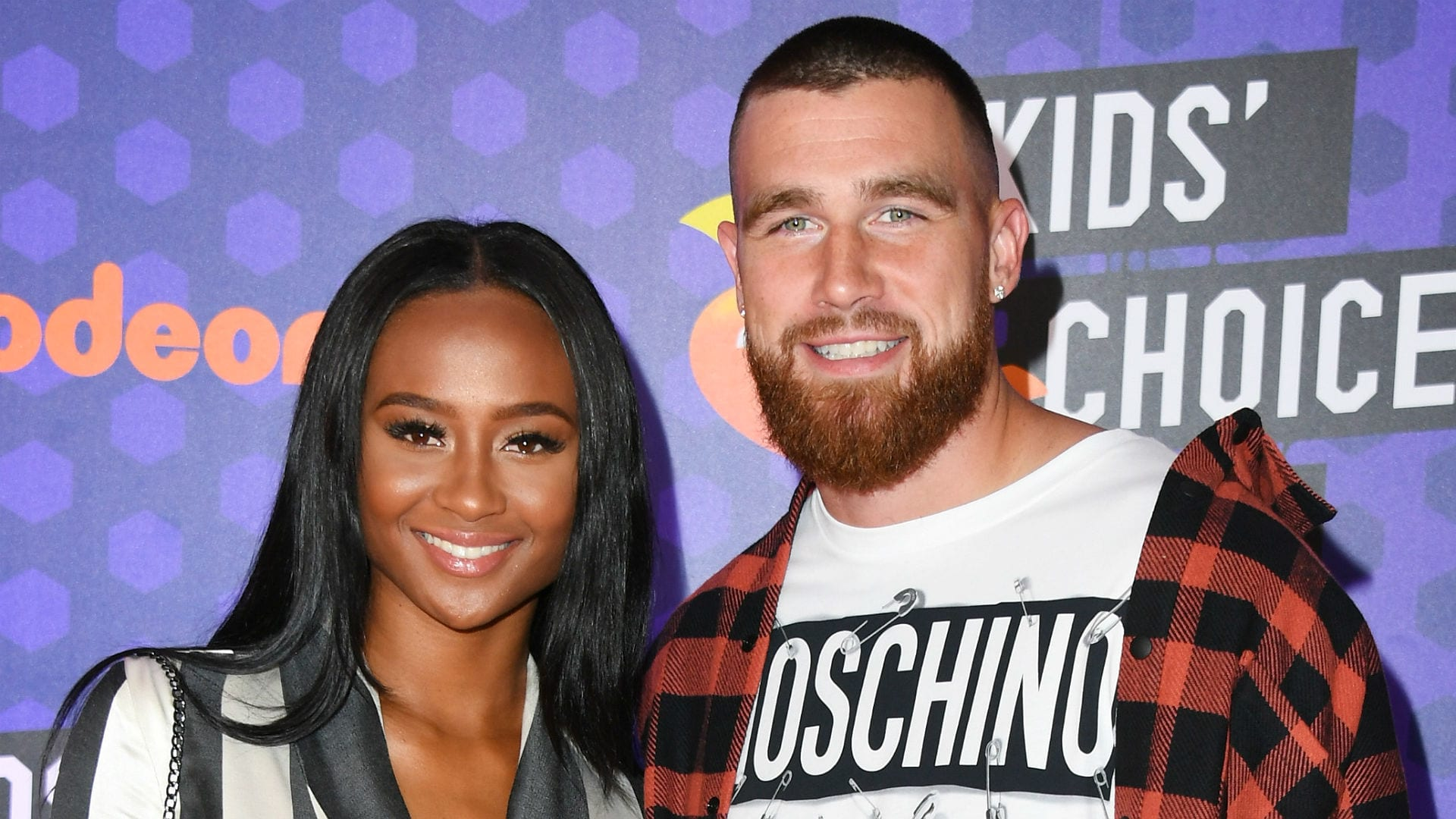Who is Travis Kelce dating?