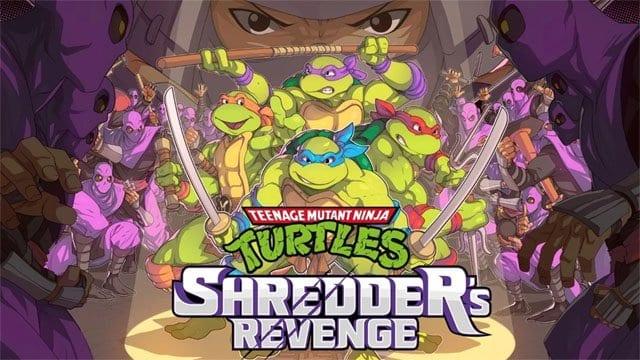 TMNT:Shredder's Revenge Featured