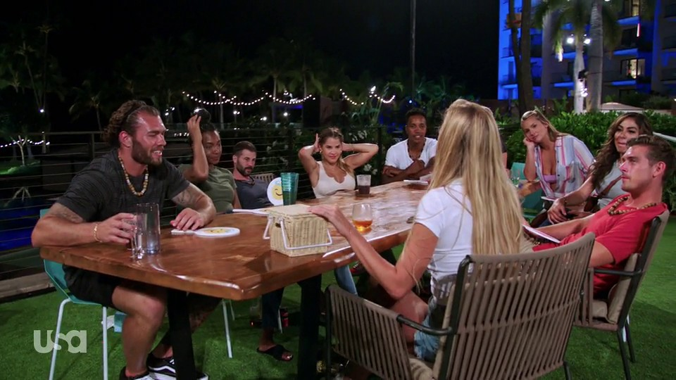 The Eighth episode of Temptation Island Saw The Cast Playing A New Game