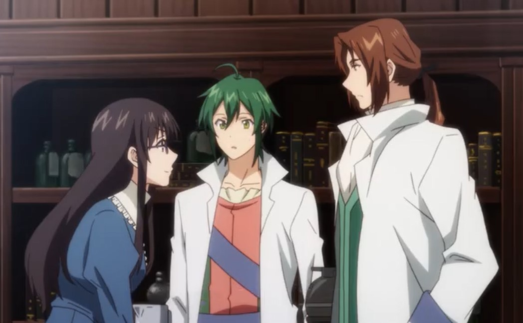 The Saint's Magic Power is Omnipotent Episode 3 Release Date and Time 1