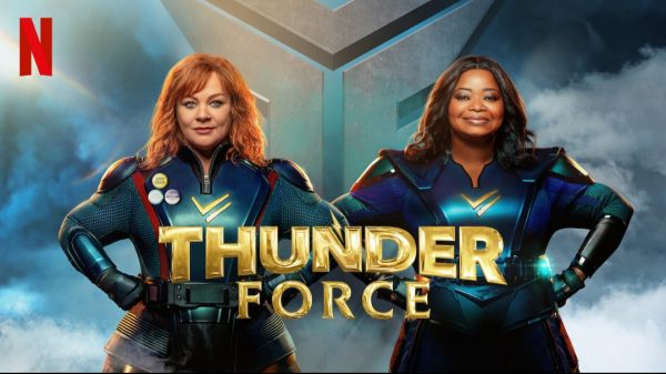 Thunder Force Release Date