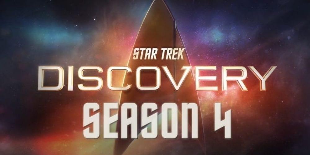 Star Trek Discovery Season 4 Release Date