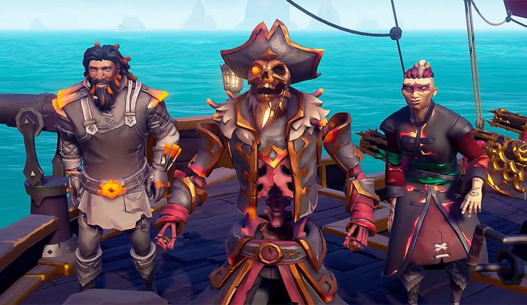 Sea Of Thieves Season 2 Release Date