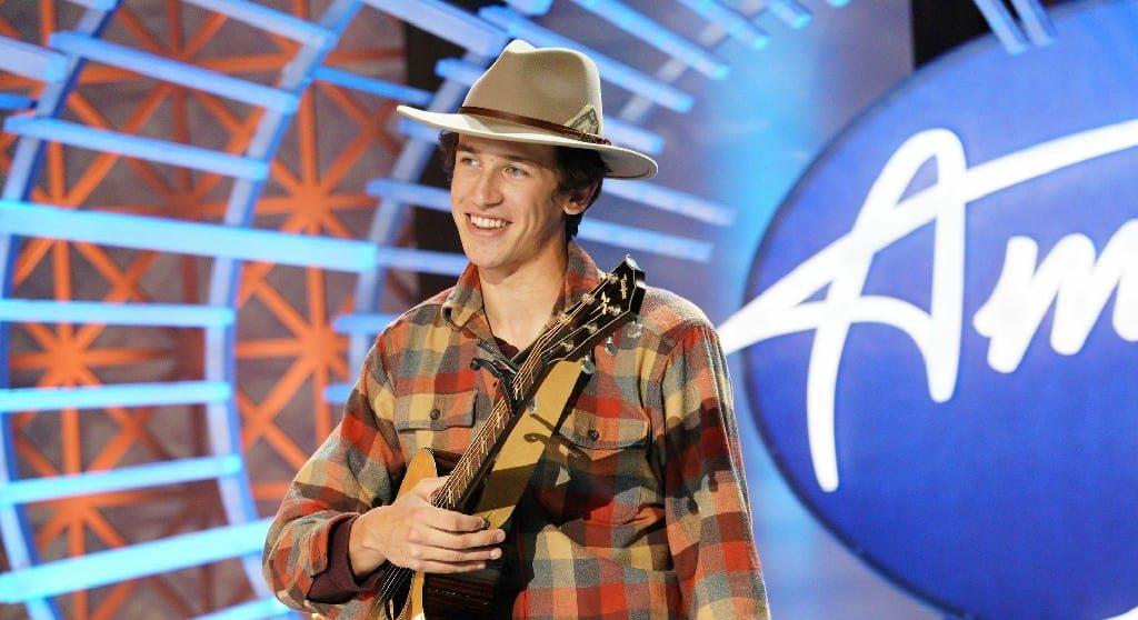 Wyatt Pike Leaves American Idol Midway