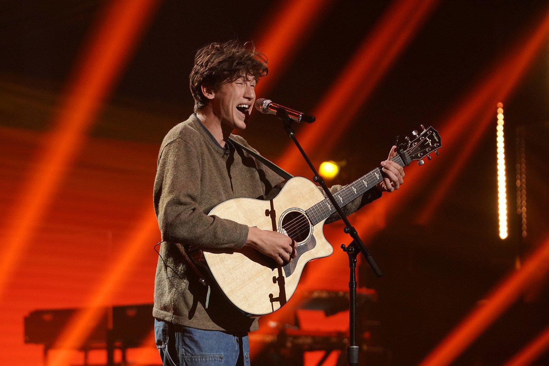 Wyatt Pike Explains Why he Left American Idol