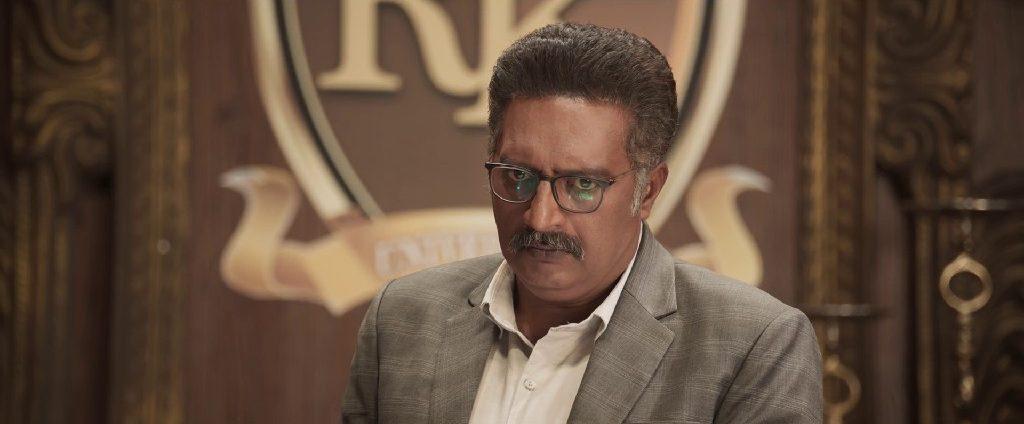 Yuvarathnaa Starring Puneeth Rajkumarr and Prakash Raj Lands On Amazon Prime