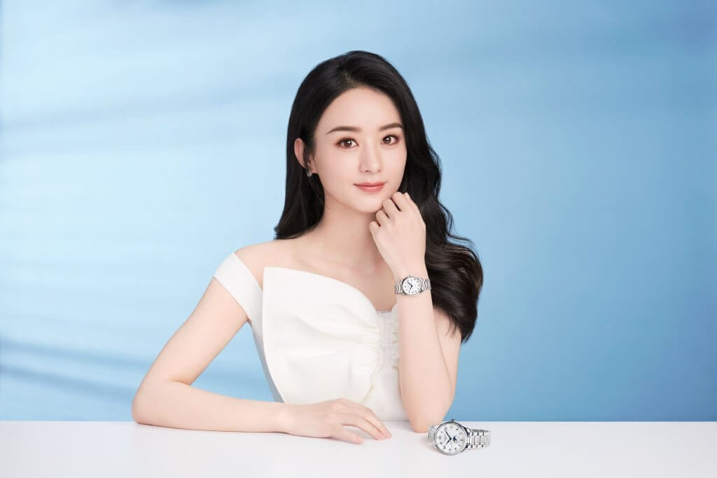 Zhao Liying and Feng Shaofeng getting a divorce
