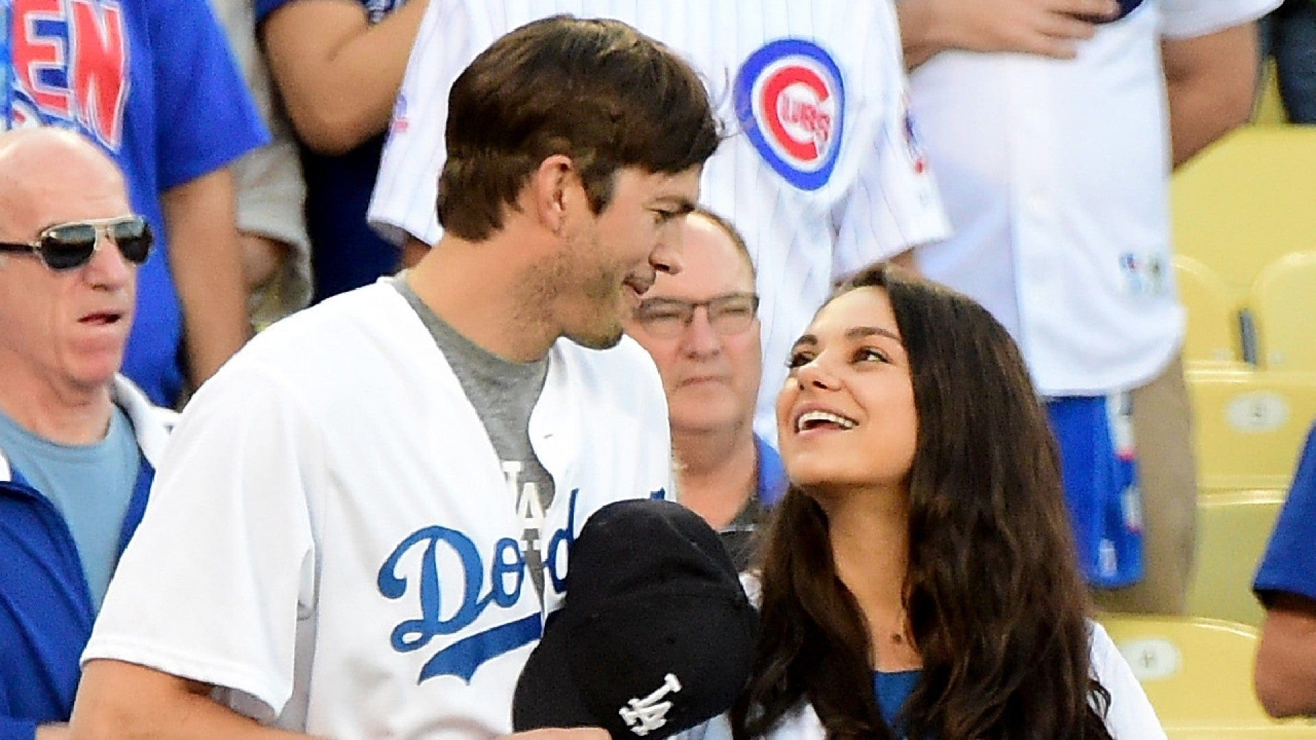 Who is Ashton Kutcher dating?