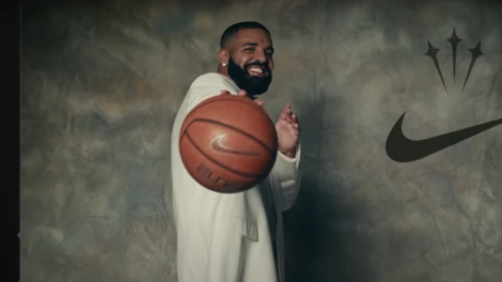Drake And Lil Dirk From The Filming Of Laugh Now Cry Later