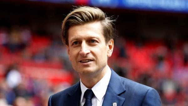 What is the Net Worth of Steve Parish