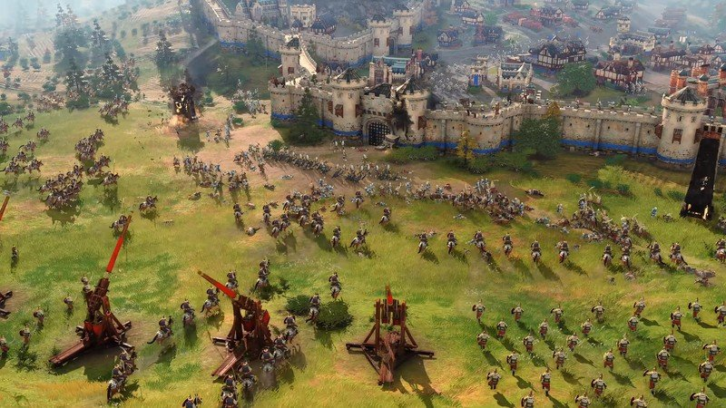 Age of Empires 4 map