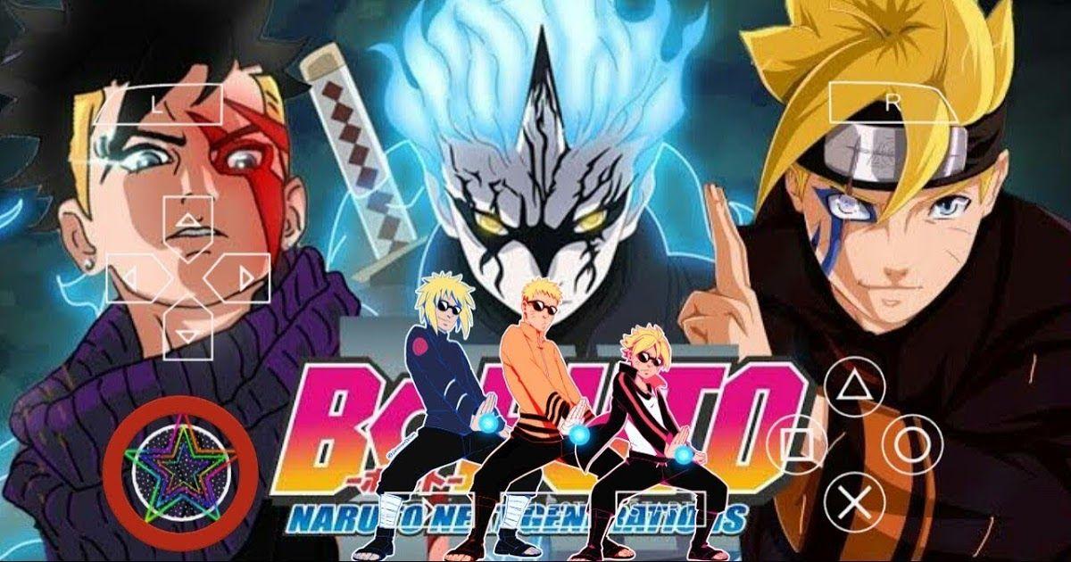 Poster of boruto