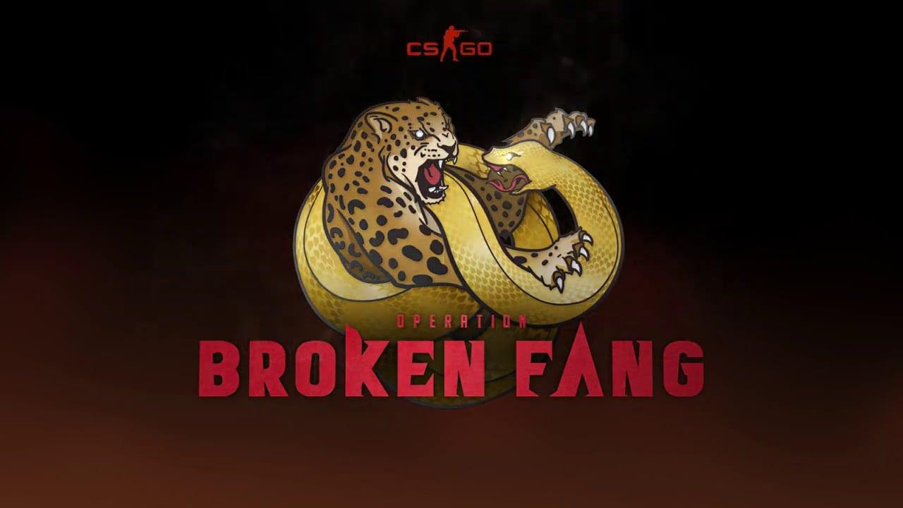 CS: Go Operation Broken Fang