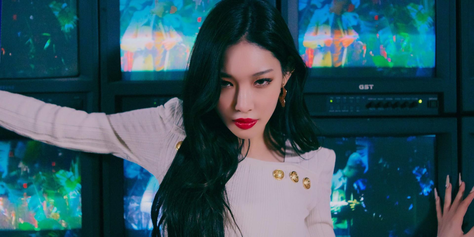 Chungha Popular Female Kpop Stars-2021