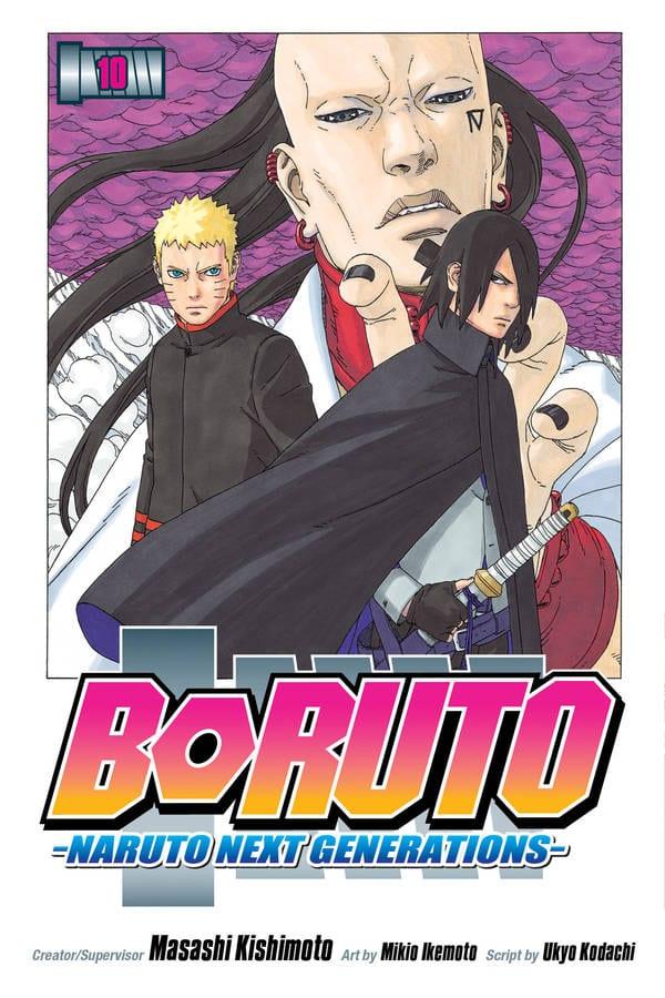 boruto manga cover