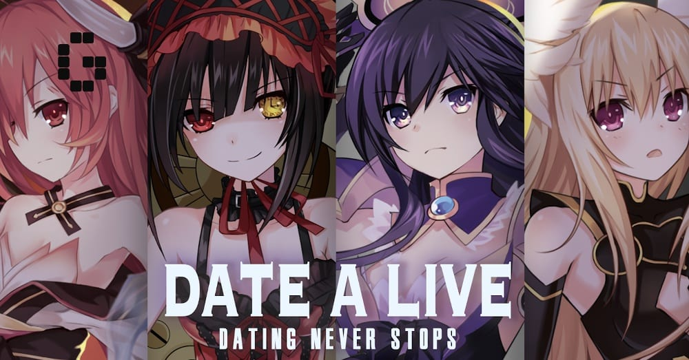 Pre-register for Date-A-Live: Spirit Pledge Global - GamerBraves