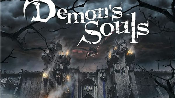 Demon's Souls cover image