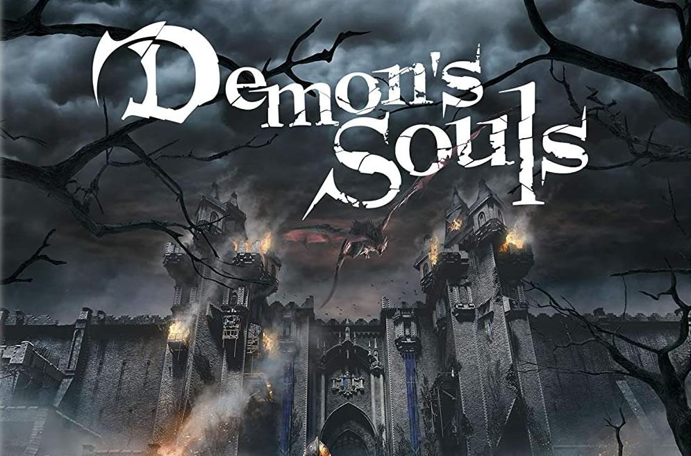 Demon's Souls cover image