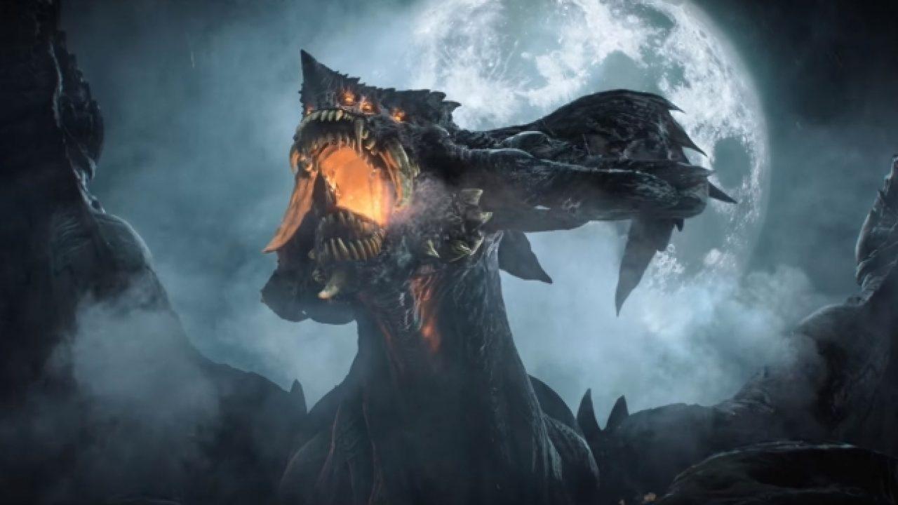Demon's Souls Monster