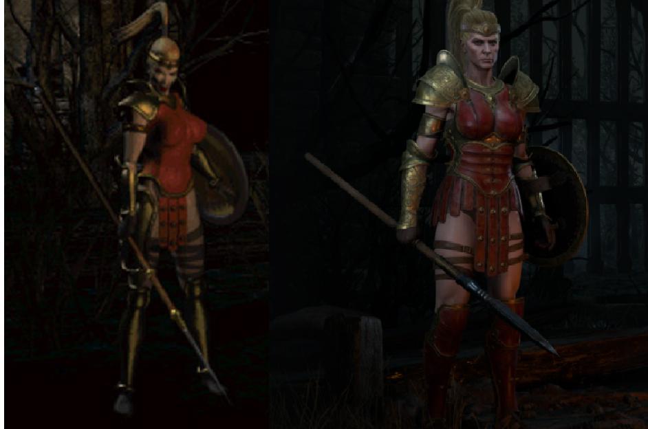 Diablo 2 Amazon