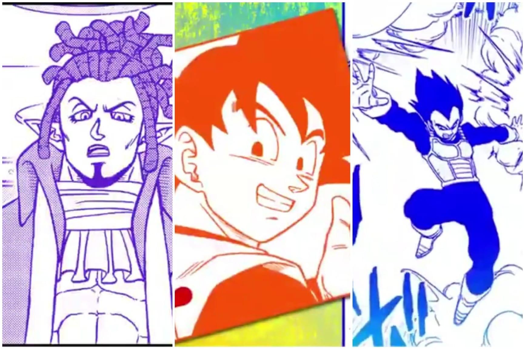 Dragon Ball Super Manga Chapter 71 Spoilers