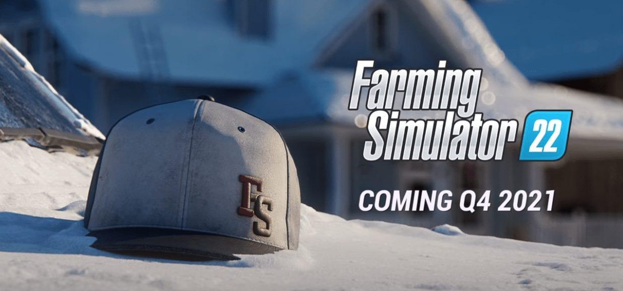 Farming Simulator 22 Featured Image