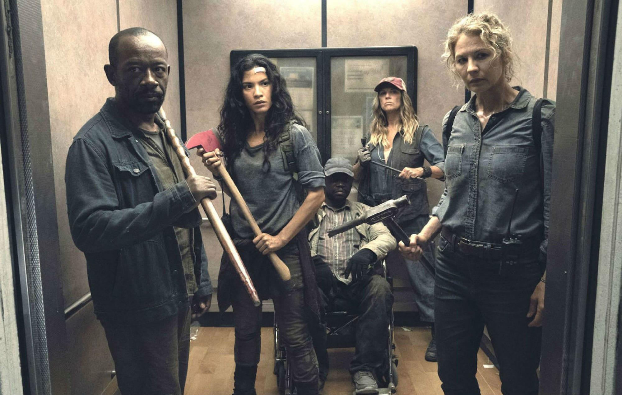 Fear the Walking Dead Season 6 Episode Release Schedule