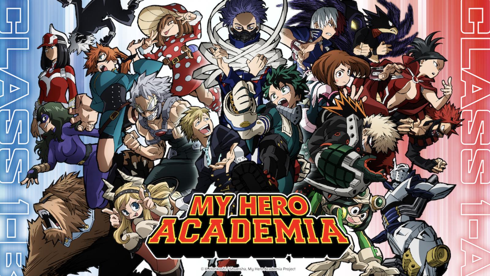 Season Five Of My Hero Academia