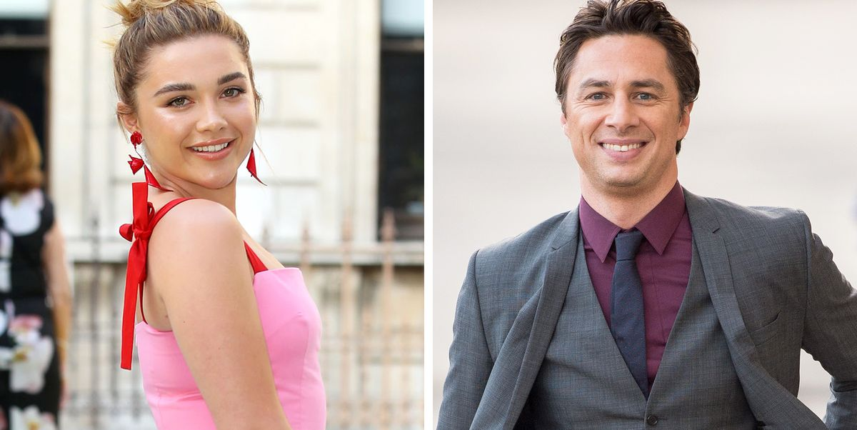 Who is Florence Pugh dating?