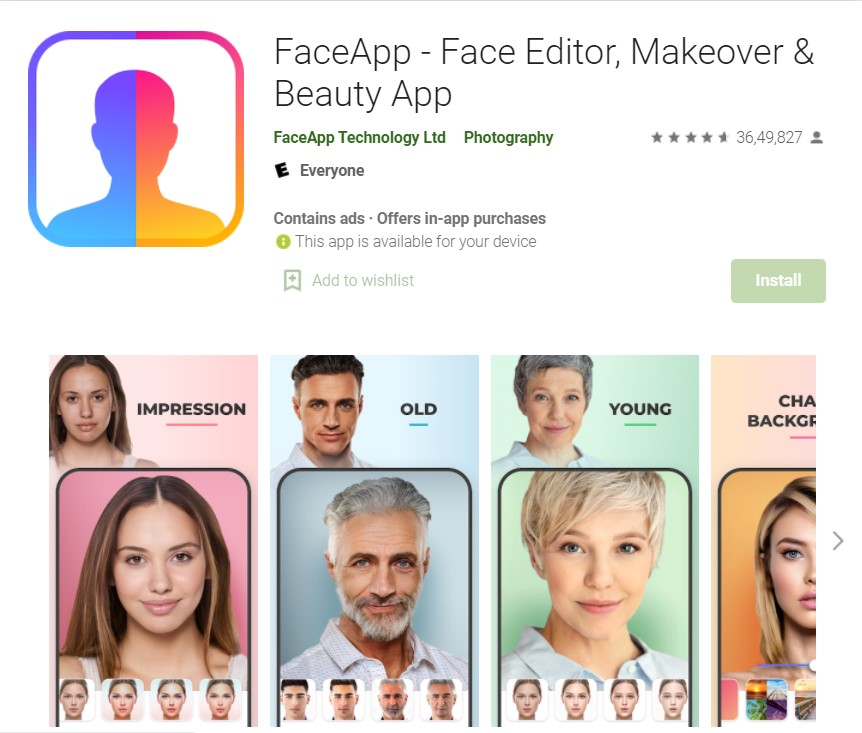 "How to use ""Fat Face"" filter?"