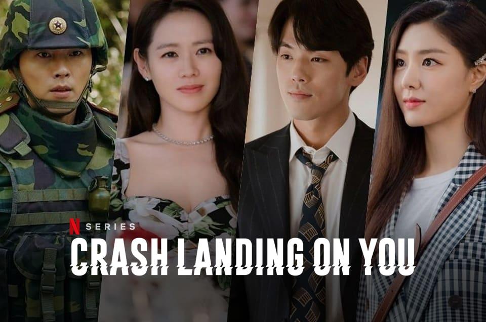 Reviews of Crash Landing On You