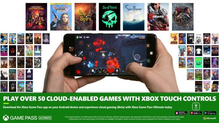 GTA 5 Game Pass Mobile