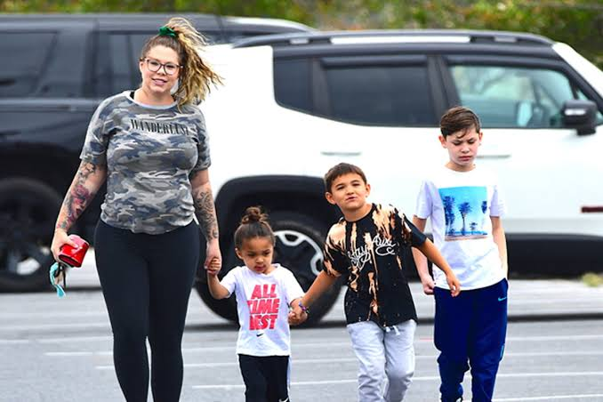 Who Is Kailyn Lowry Dating?