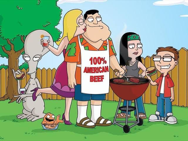 American Dad Season 17: Episode 1