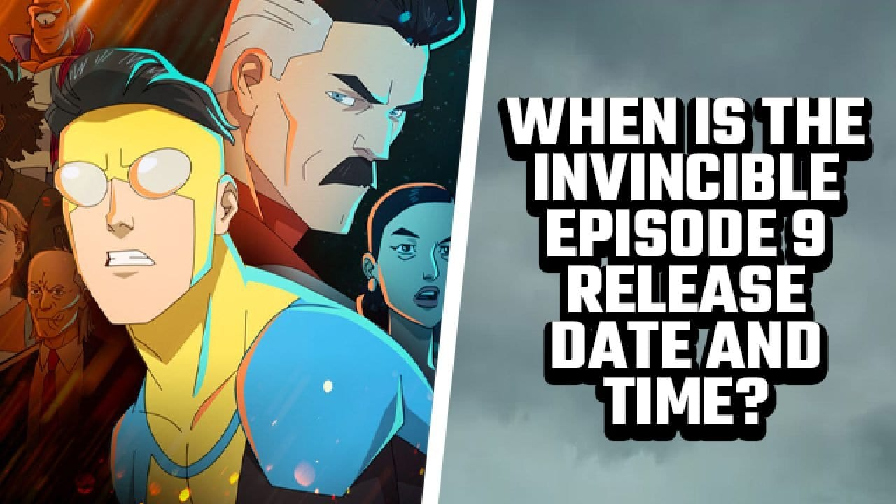 When Will Invincible Episode 9 Release?