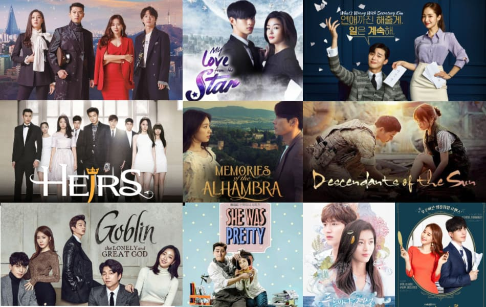 top 20 OSTs of Kdramas
