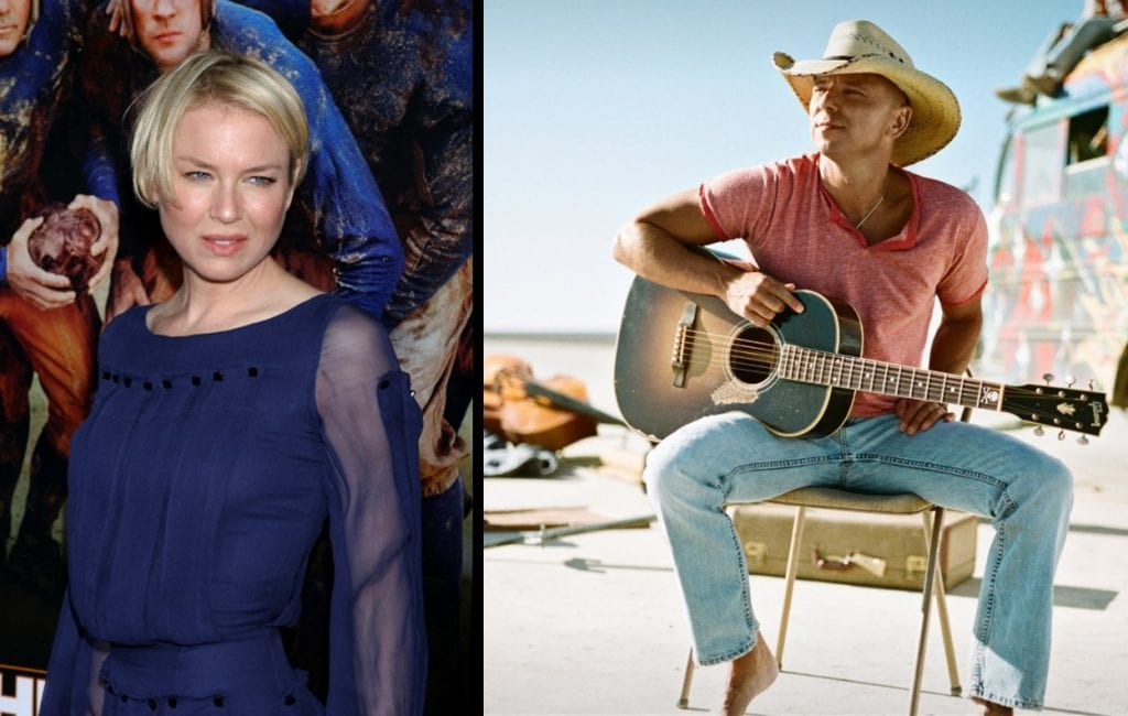 Kenny Chesney and Renée Zellweger Marriage